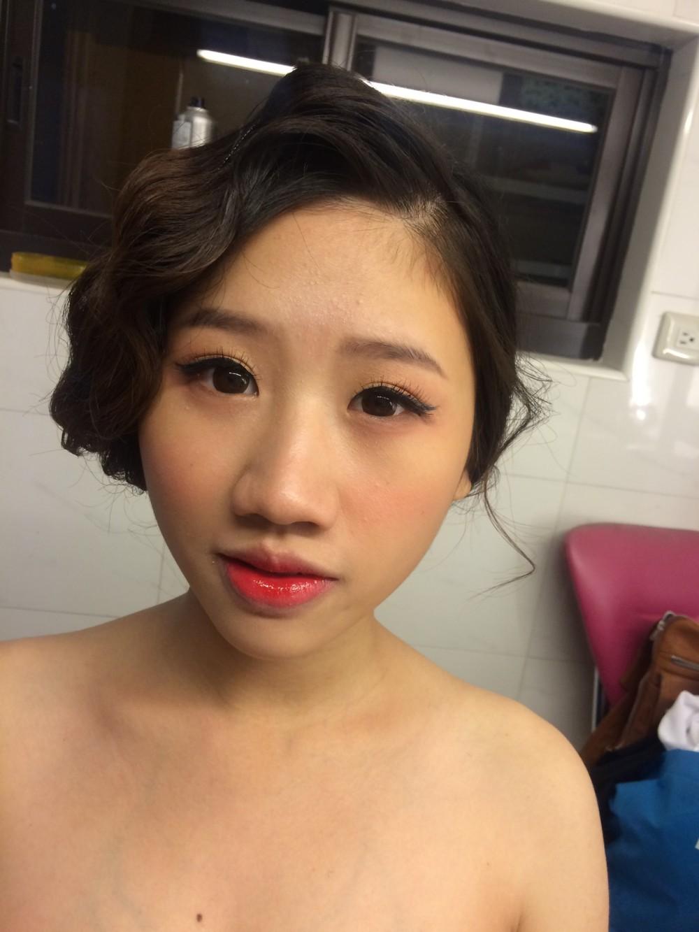 新娘造型妝容推薦-新秘ADi