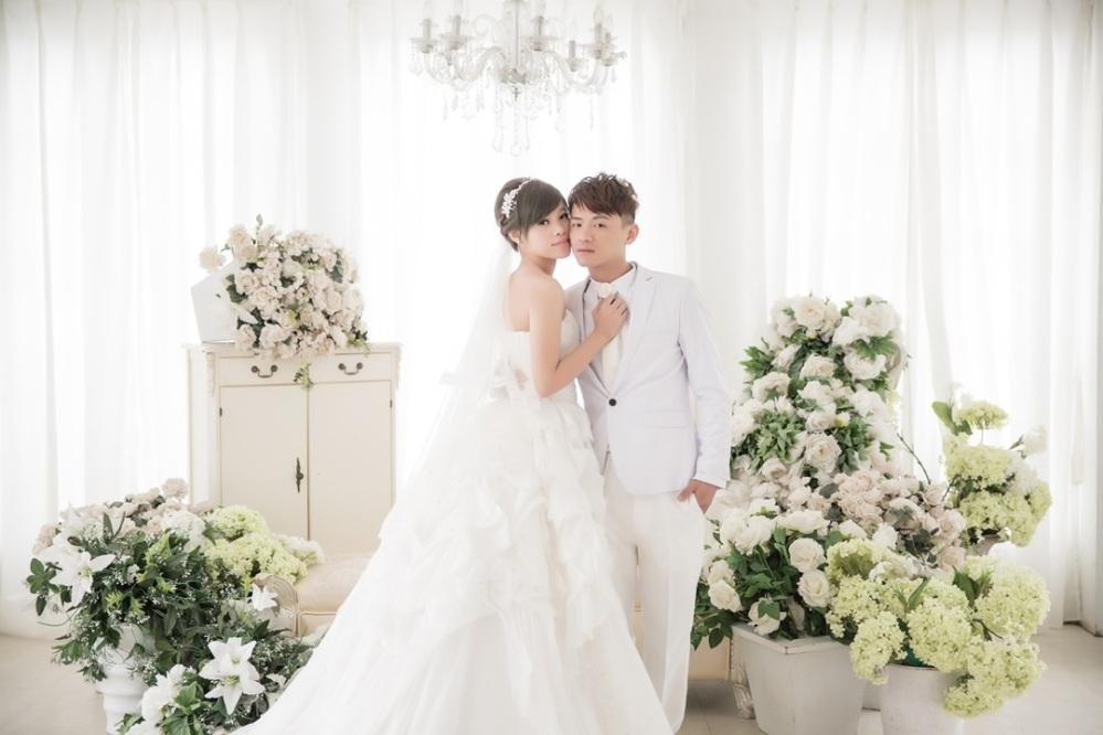新娘白紗造型-台北新秘ADi